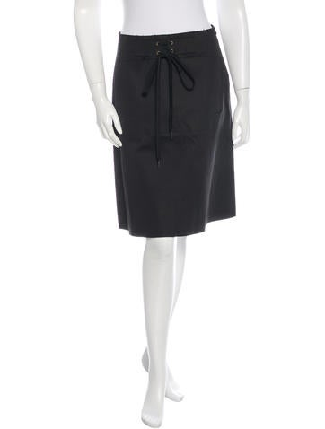 tomas maier structured a line skirt w tags clothing