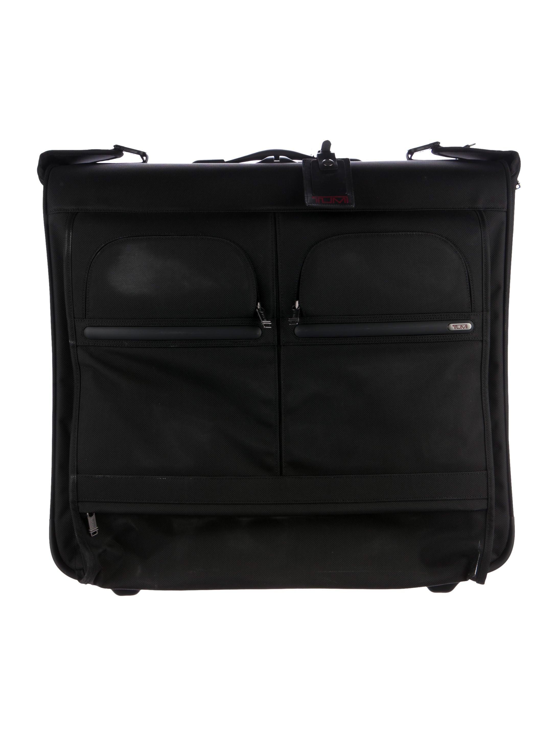 Tumi Long Wheeled Garment Bag - Bags - TMI21798 | The RealReal