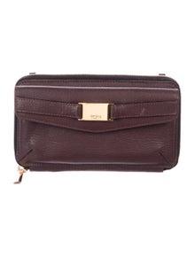 bdb3f457934 Leather Bifold Wallet.  65.00 · Tumi