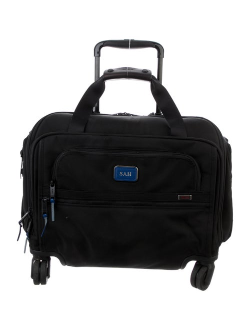 Tumi Wheeled Carry-On Bag Black