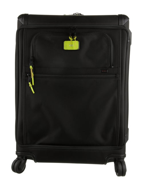 Tumi x St.Jude Luggage w/Garment Bag Black