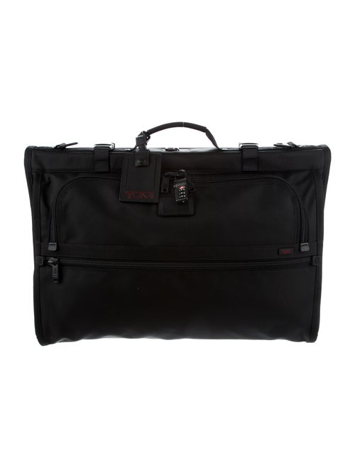 Tumi Tri-Fold Carry-On Garment Bag black