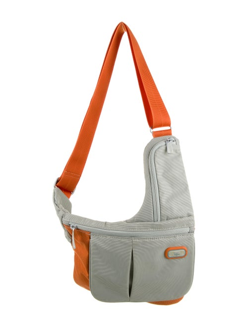Tumi Nylon Sling Bag Grey