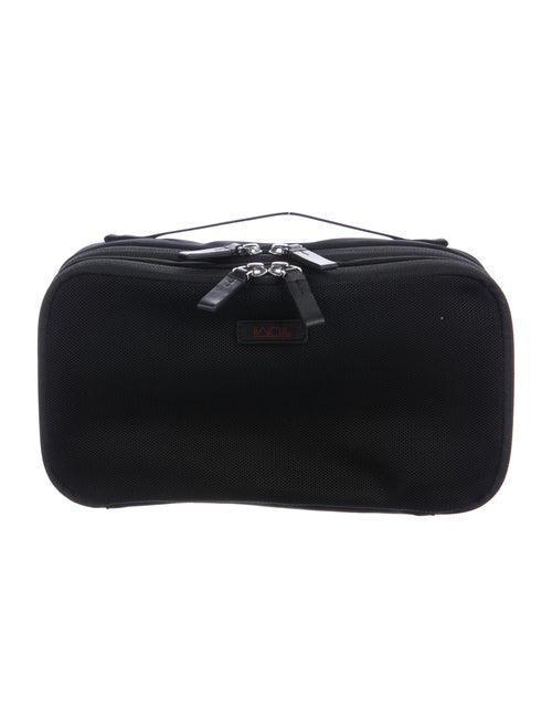 Tumi Nylon Toiletry Bag w/ Tags Black