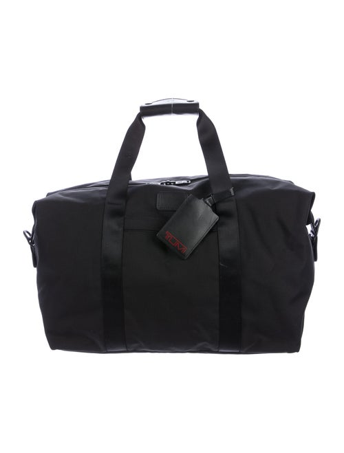 Tumi Canvas Weekender Bag Black