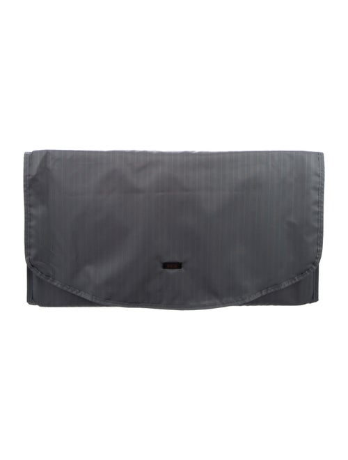Tumi Canvas Garment Bag Grey