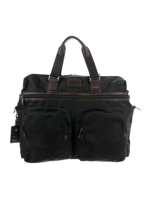 Tumi Hanscom Duffel Bag Black