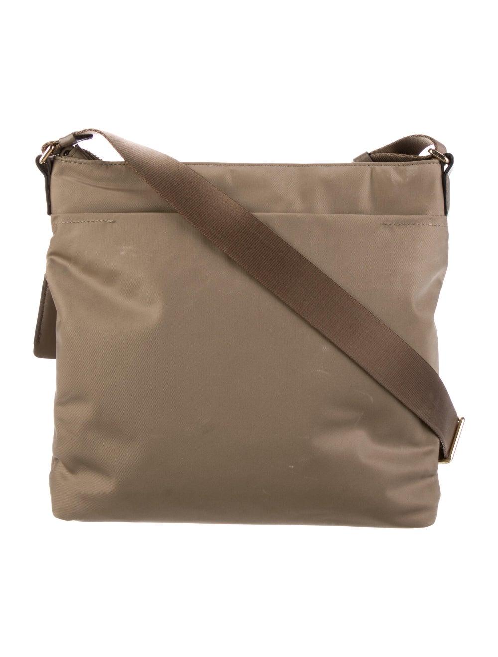 Tumi Nylon SHoulder Bag Gold - image 4