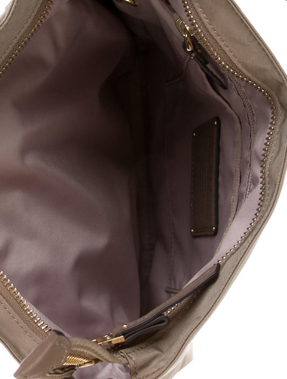 Tumi Nylon SHoulder Bag Gold - image 5