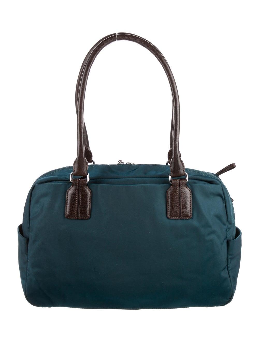 Tumi Nylon Shoulder Bag Blue - image 4