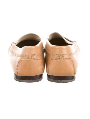 Round-Toe Loafers