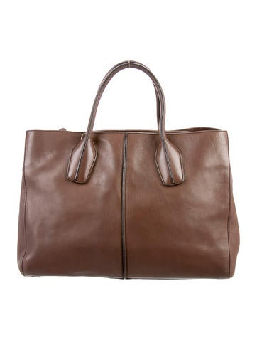Tod's D-Cube Satchel None
