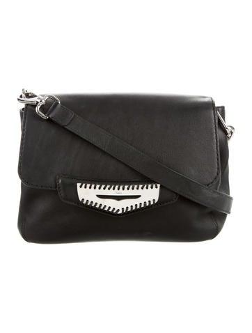 Tod's Leather Messenger Bag