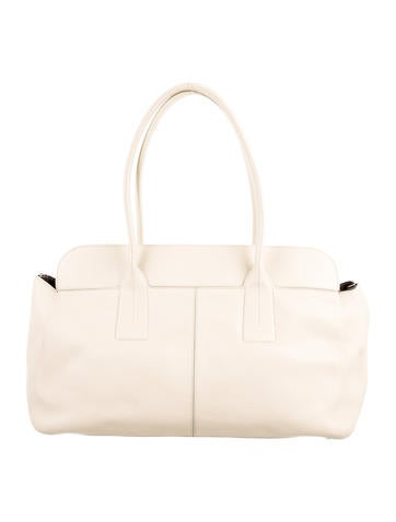 Tod's Leather Tote None