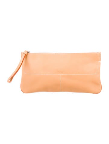 Tod's Leather Wristlet None