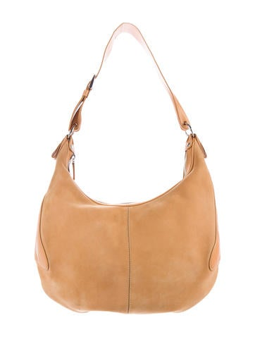 Tod's Suede Shoulder Bag None