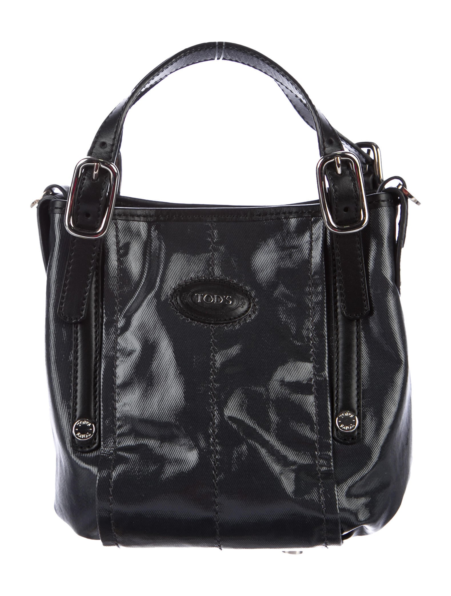 ceddb30cad Tod's Mini G-Line Easy Sacca Bag w/ Tags - Handbags - TOD42196 | The ...