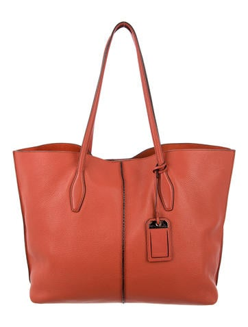 Tod's D-Styling Tote None