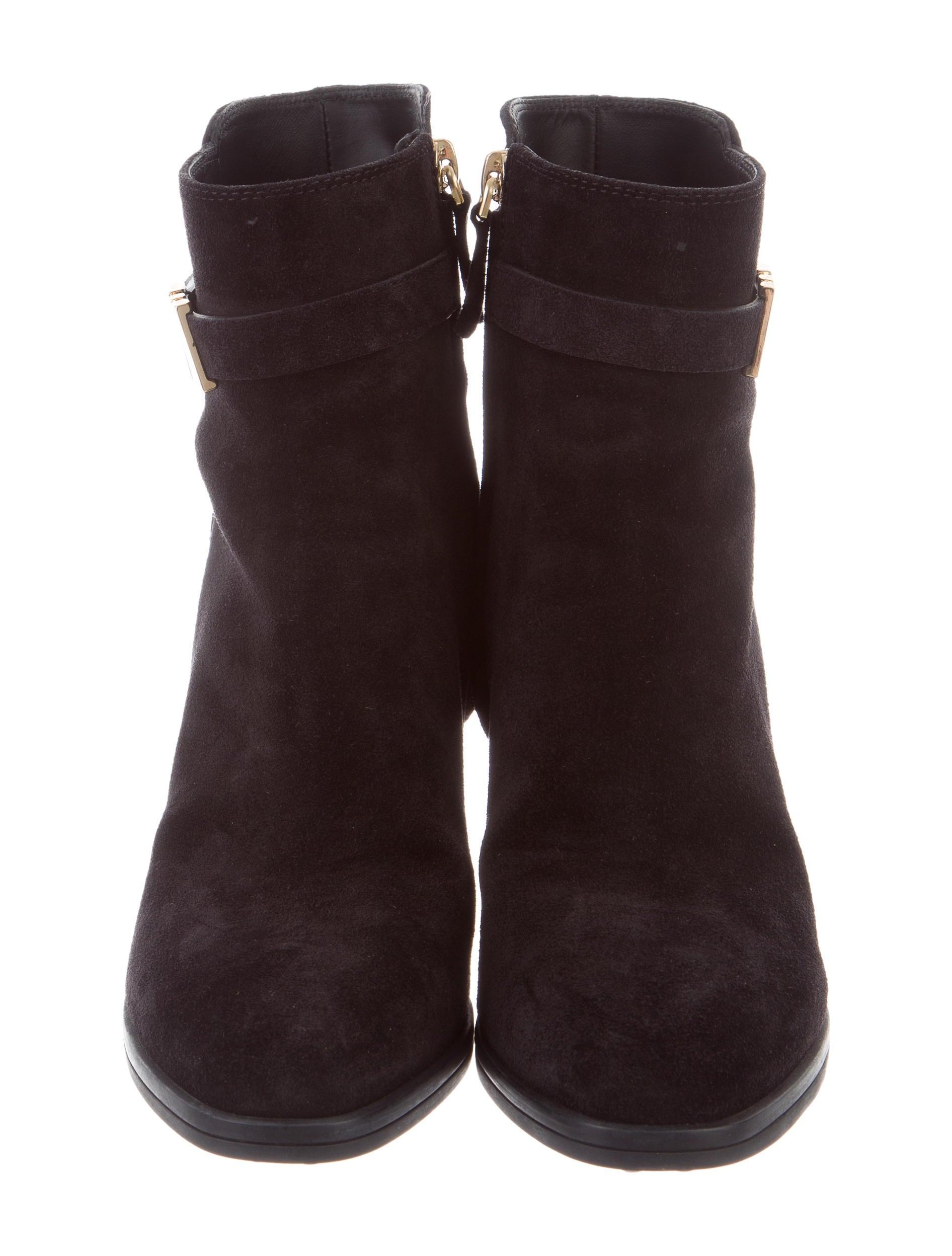 discount footlocker cheap sale brand new unisex Tod's Suede Round-Toe Boots for cheap online best prices sale online cheap USA stockist JbIzyUF6