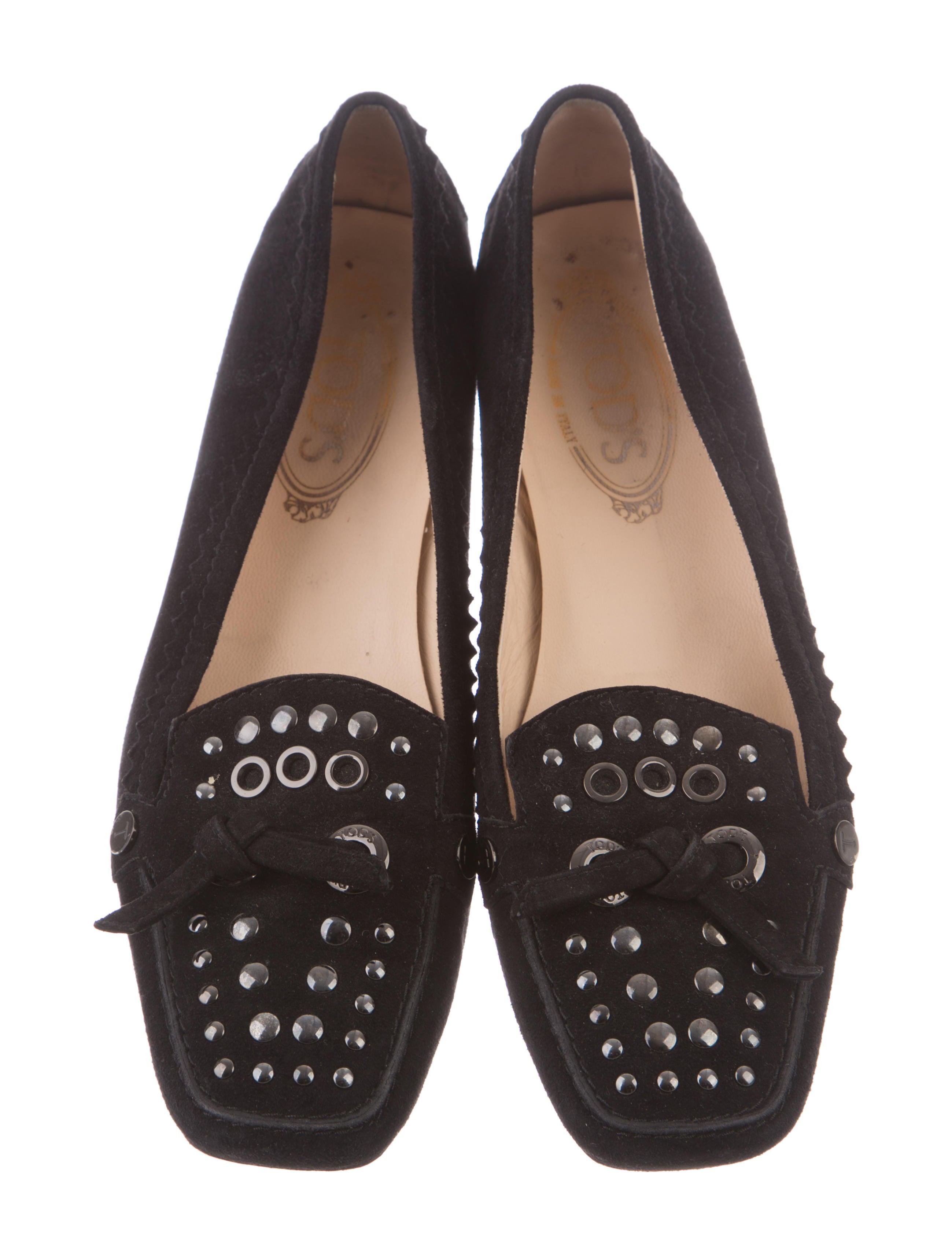Tod's Kate Studded Loafers sale buy amazing price online sjyV4U