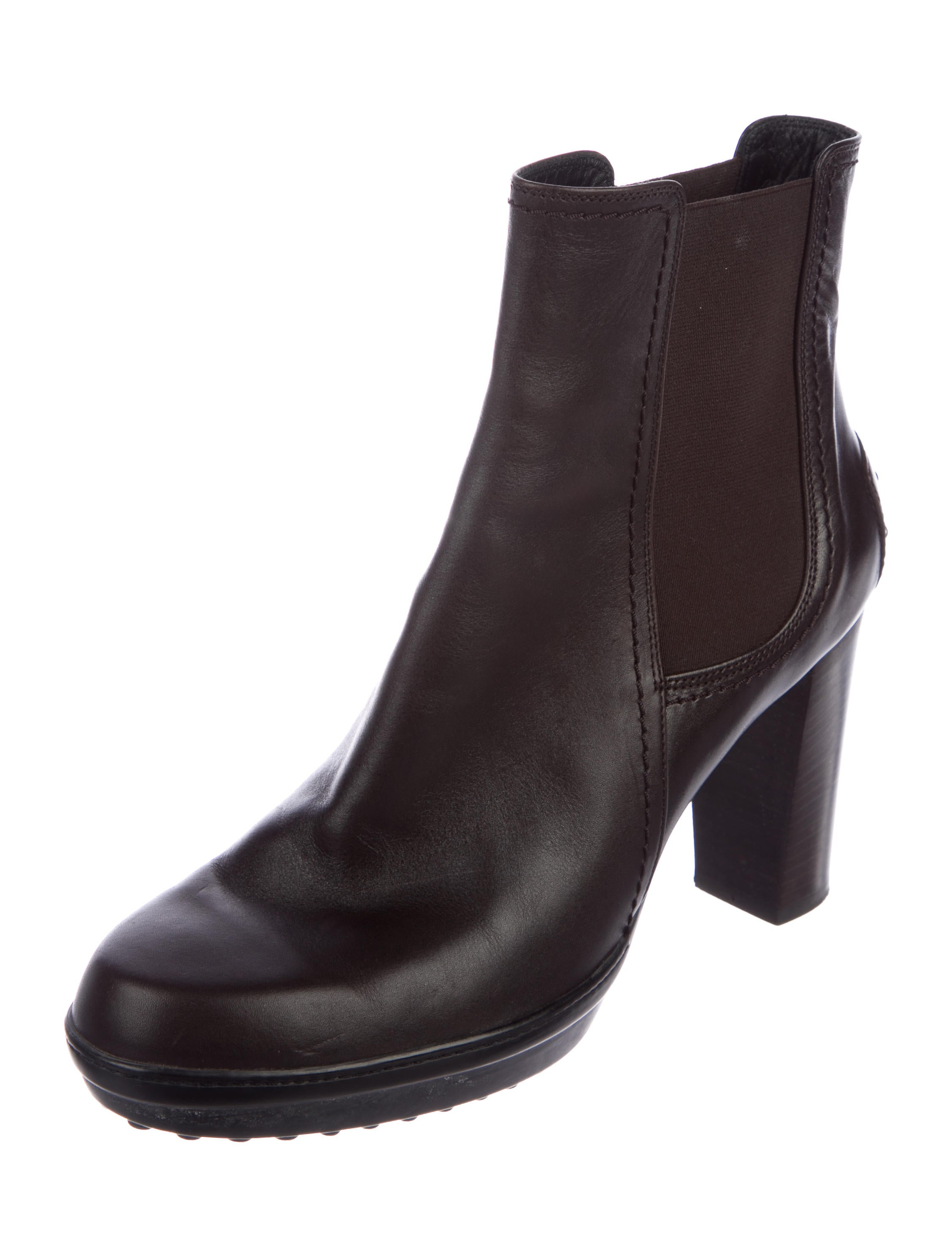 clearance low shipping fee Tod's round toe boots cheap sale finishline sale online shopping buy cheap the cheapest 2kNCIsb