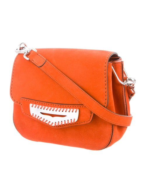 88222c5b7b9 Tod's Mini Mask Crossbody Bag - Handbags - TOD49776 | The RealReal