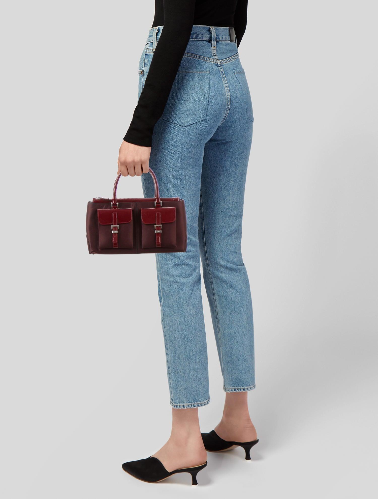 Tod\'s Small Handbag - Handbags - TOD51420 | The RealReal