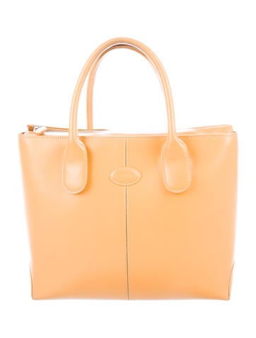 c49169840b96 Tod s. Smooth Leather Tote