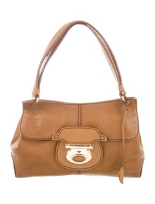 6201061a69 Leather Flap Bag. $145.00 · Tod's