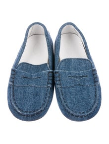 Tod's Boys' Denim Loafers