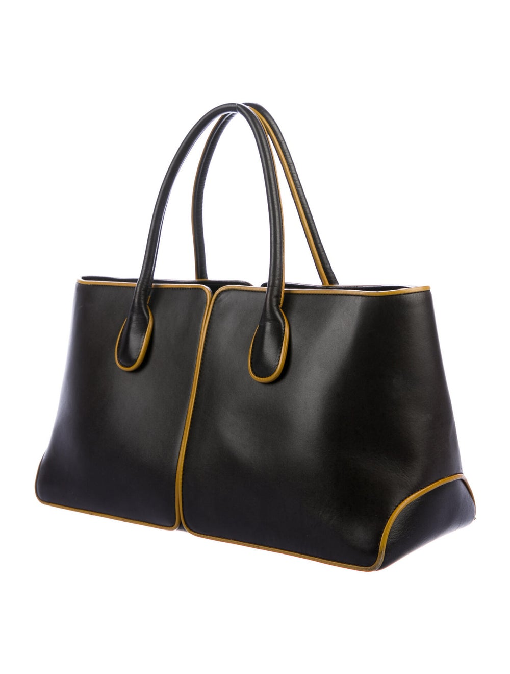 Tod's Leather Tote Brown - image 3