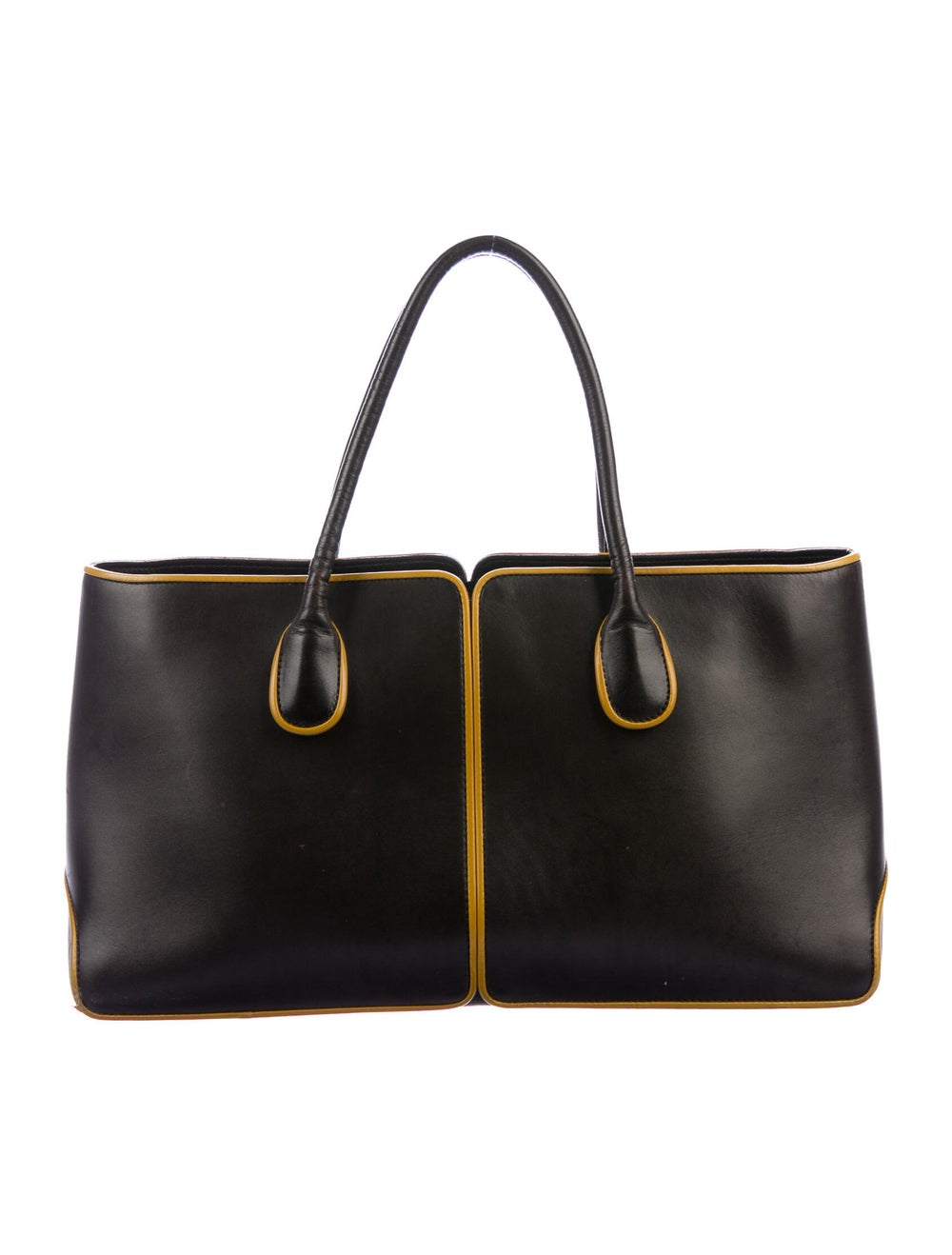 Tod's Leather Tote Brown - image 4