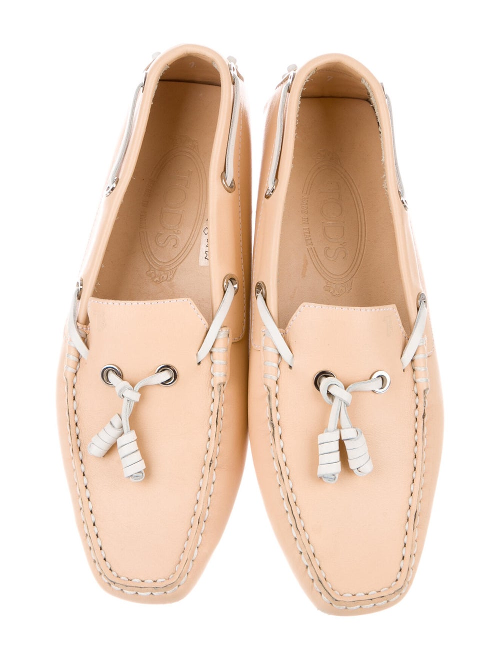 Tod's Leather Loafers - image 3