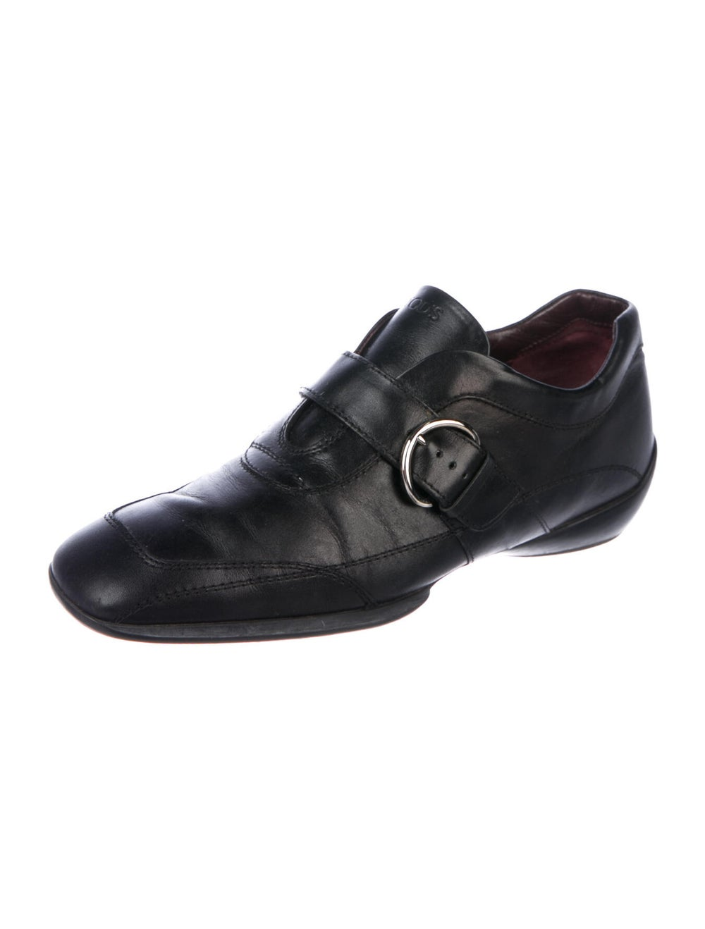 Tod's Leather Loafers Black - image 2