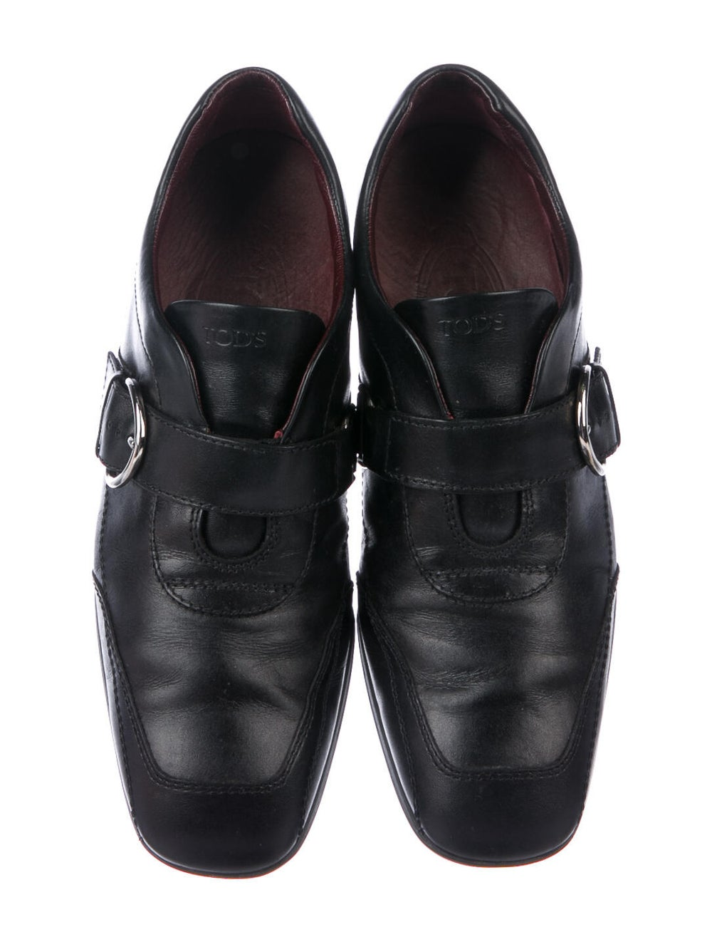 Tod's Leather Loafers Black - image 3