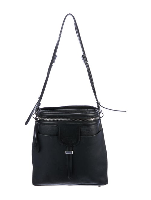Tod's Leather Crossbody Bag Black
