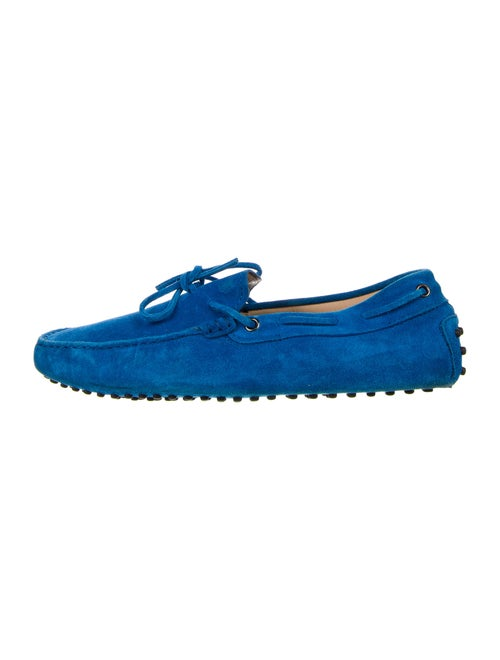 Tod's Moccasins Blue