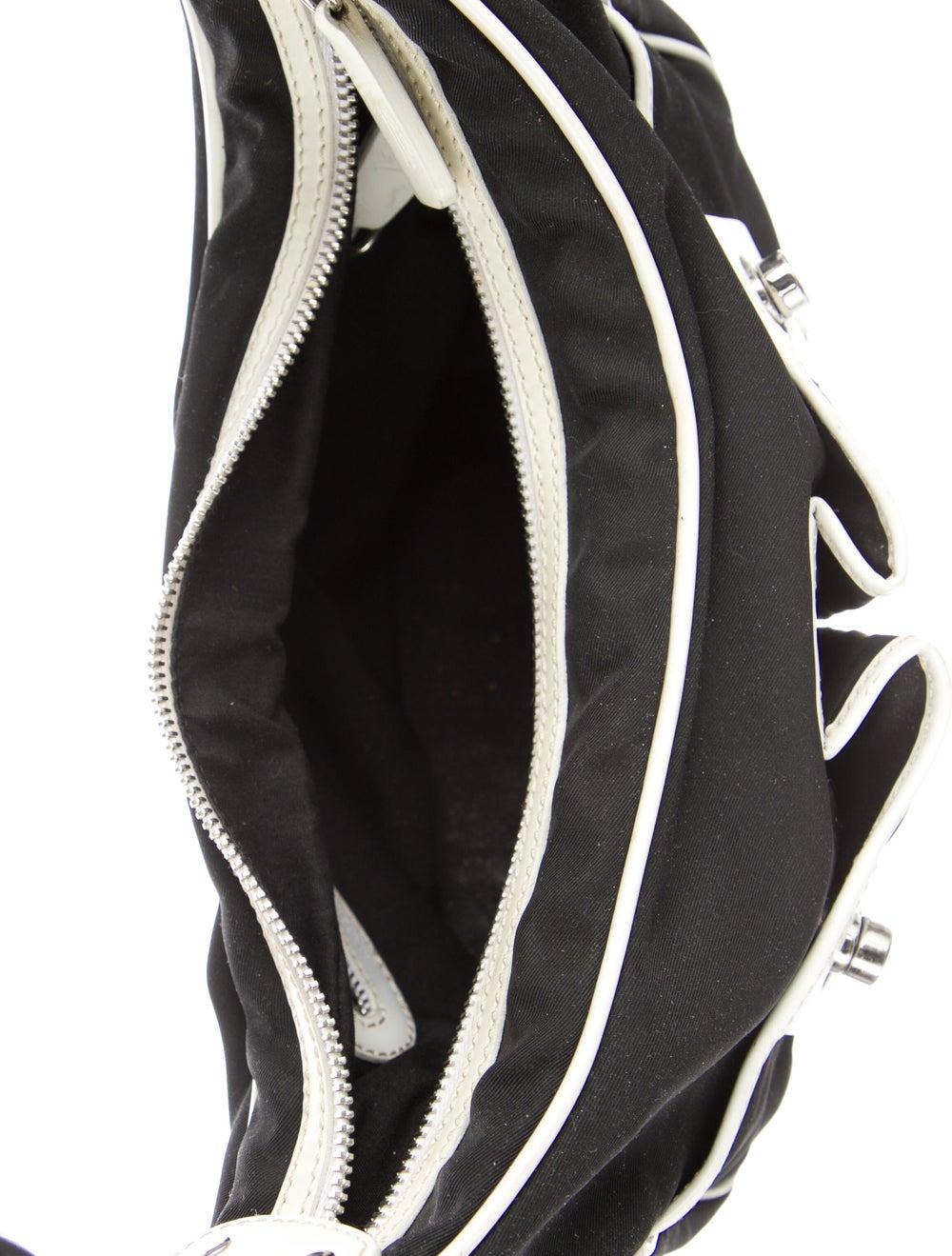 Tod's Nylon Shoulder Bag Black - image 5