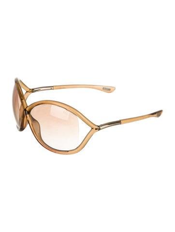 Translucent Oversize Sunglasses