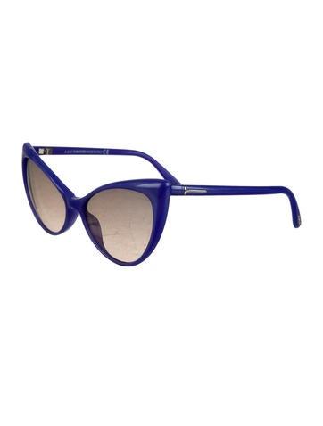 Anastasia Cat-Eye Sunglasses w/ Tags