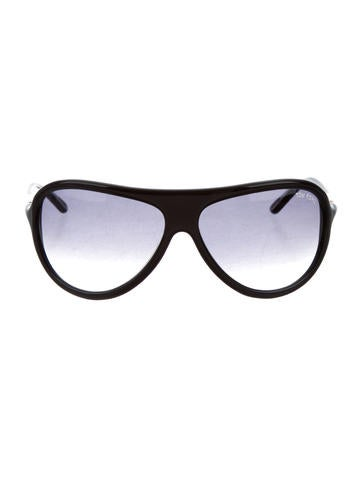 Fonda Shield Sunglasses