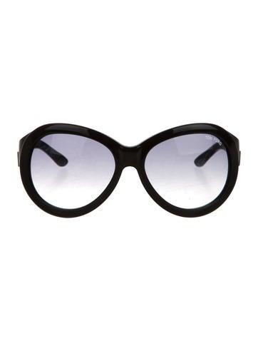 Elizabeth Oversize Sunglasses