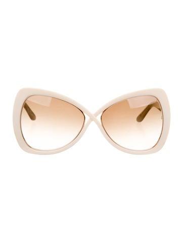 Jade Gradient Sunglasses