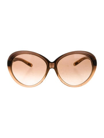 Rania Oversize Sunglasses