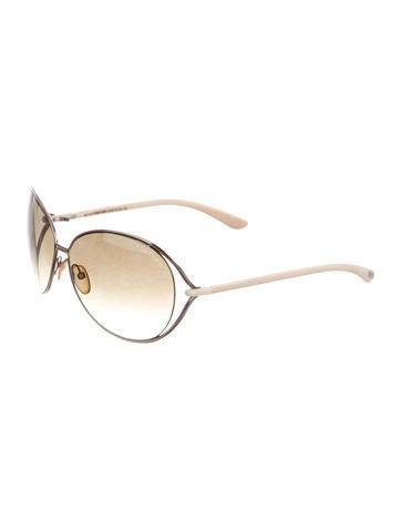 Clèmence Oversize Sunglasses