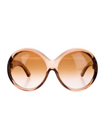 0def3439e4de Tom Ford Ali Oversize Sunglasses - Accessories - TOM29743 | The RealReal