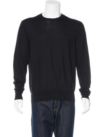 Tom Ford Cashmere Crew Neck Sweater None