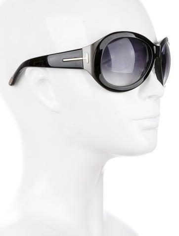 Elisabeth Oversize Sunglasses