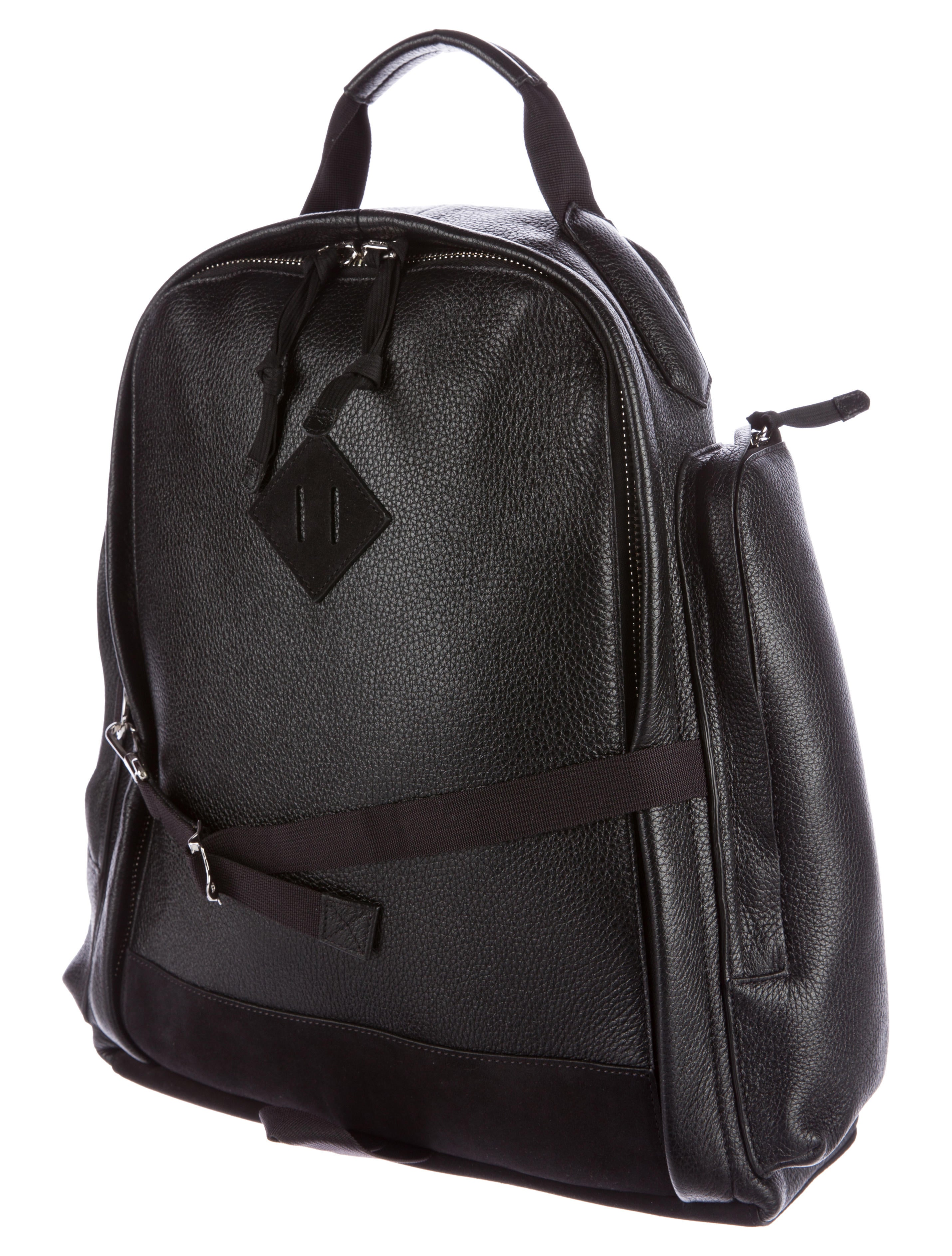 Tom Ford All-Around Zip Leather Backpack w/ Tags - Bags - TOM30953 ...