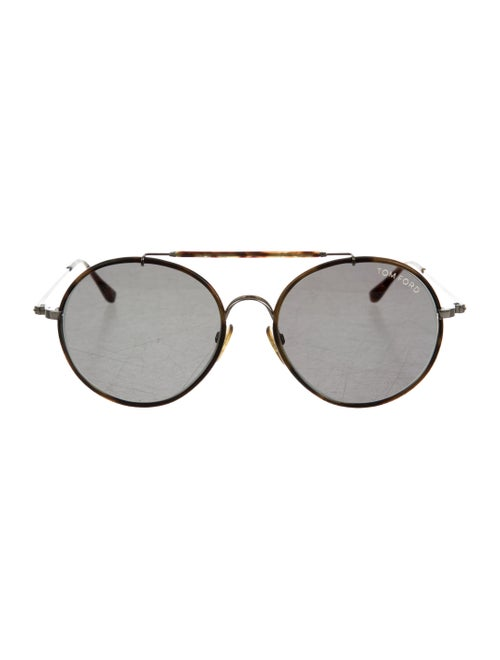 dcb91a720b Tom Ford Samuele Tortoiseshell Sunglasses - Accessories - TOM31852 ...